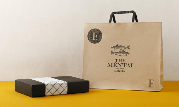 THE MENTAI 6個セットの紙袋画像