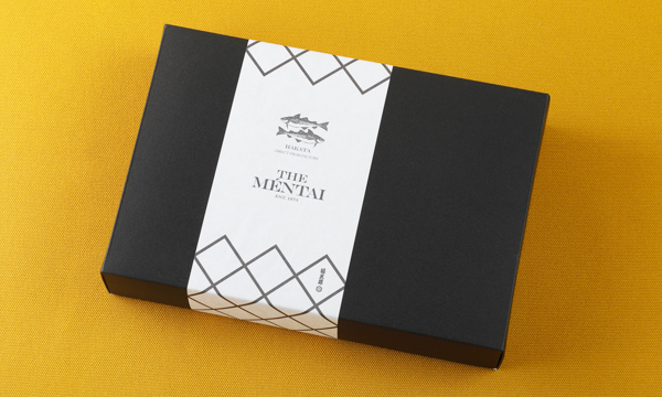 THE MENTAI 6個セットの包装画像