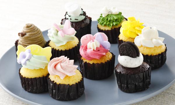 JiJi おすすめカップケーキ 10個セットの内容画像