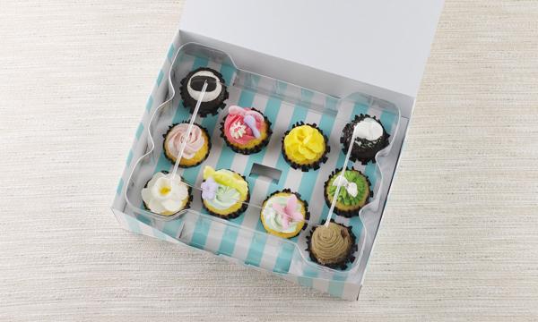 JiJi おすすめカップケーキ 10個セットの箱画像