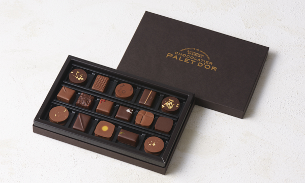 ショコラアソートの箱画像