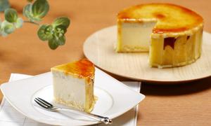 とりいさん家の芋ケーキ