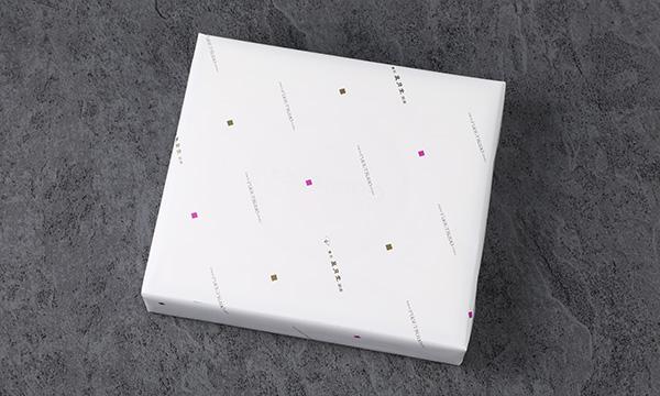 東京凮月堂 ゴーフレット36枚入の包装画像