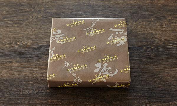 鹿の子餅の包装画像
