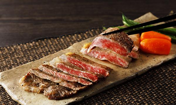 米沢牛サーロインステーキの内容画像